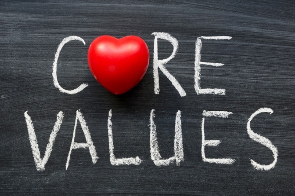 core company values